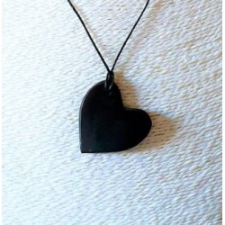 Heart - Shungite